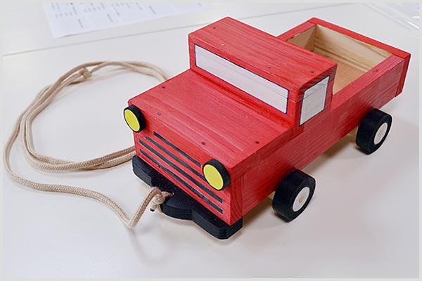 リモコンラック(トラック)