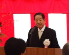 穴田理事長